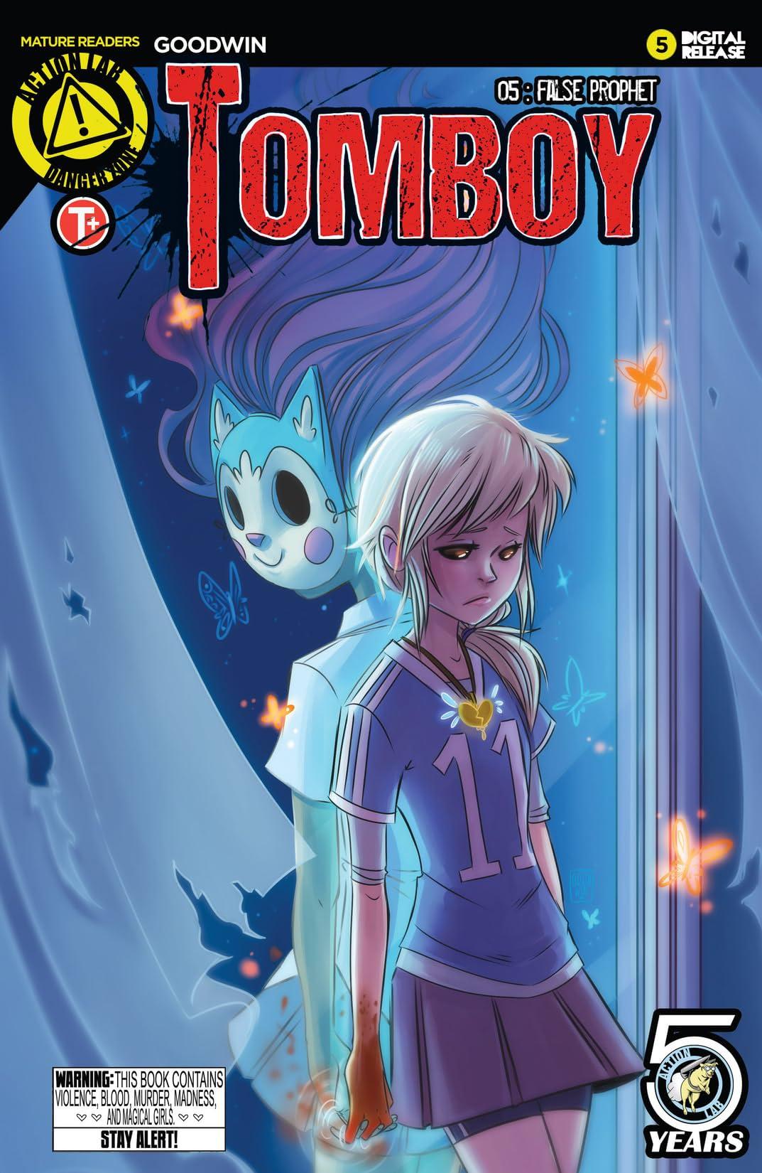 Tomboy #5