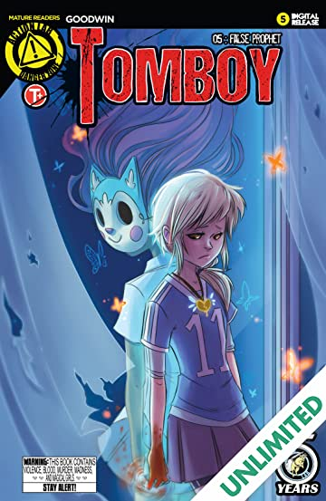 Tomboy #5 - Discount Comic Book Service Digital Store