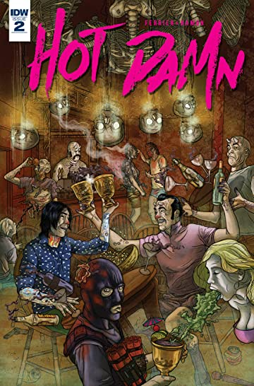 Hot Damn #2 (of 5)