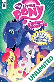 My Little Pony: Friends Forever #28
