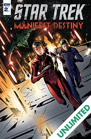 Star Trek: Manifest Destiny #2 (of 4)