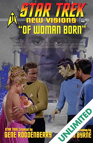 Star Trek: New Visions #11: Of Woman Born