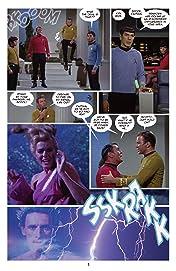 Star Trek: New Visions #11: Of Woman Born