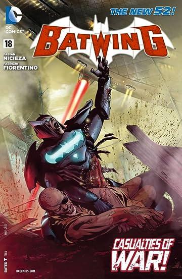 Batwing (2011-2014) #18