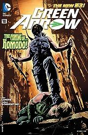 Green Arrow (2011-2016) No.18
