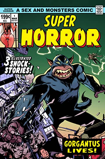 Super Horror #1