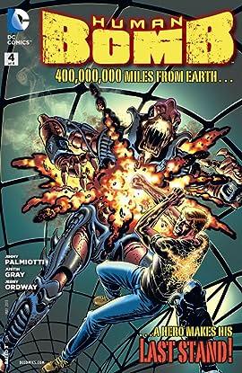 Human Bomb (2012) #4 (of 4)