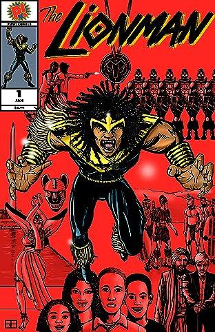 The Lionman #1