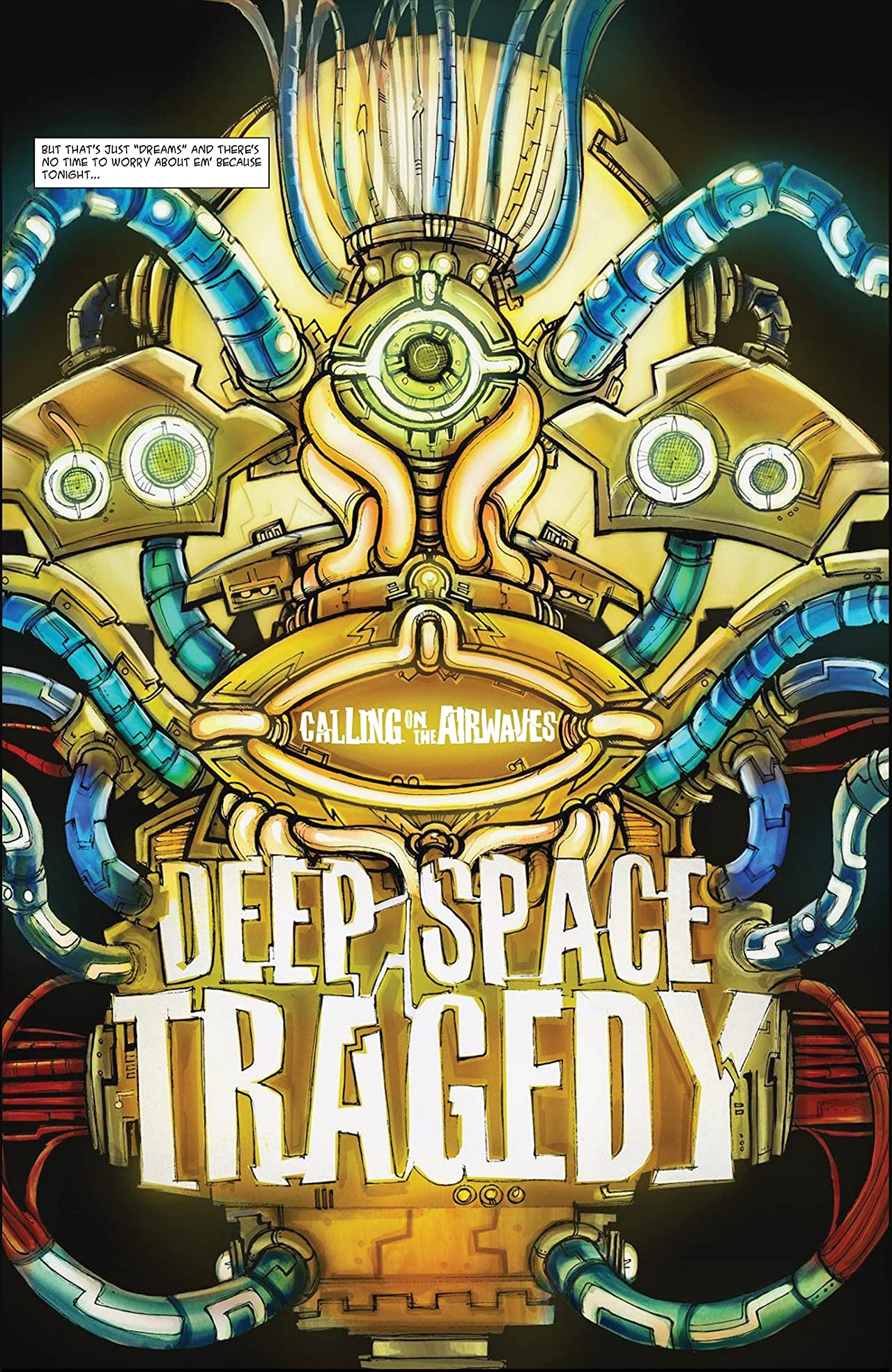 Deep Space Tragedy #1