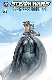 Steam Wars: Princess Legends #1