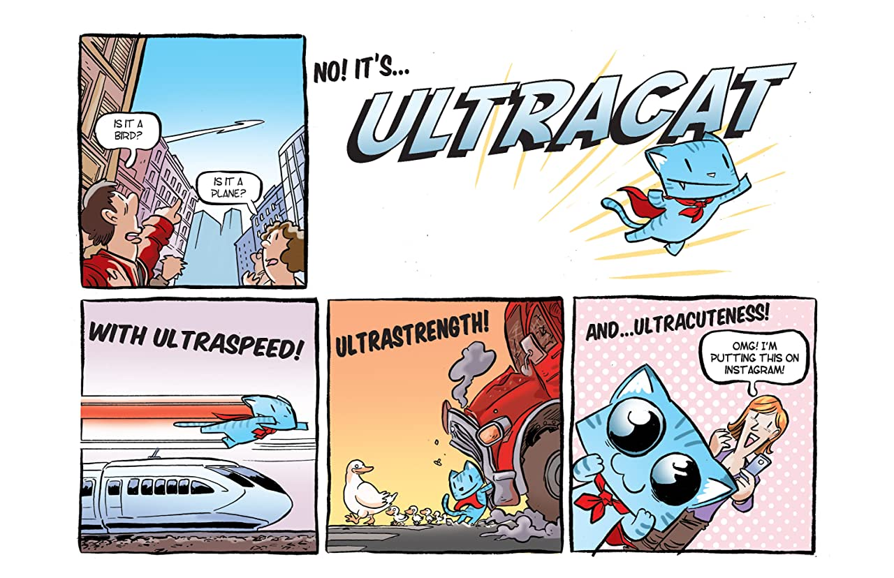 Ultracat #1