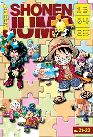 Weekly Shonen Jump Vol. 221: 4/25/2016