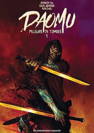 Daomu - Pilleurs de tombes Vol. 1: Chapitre 1