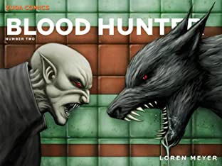 Blood Hunter #2