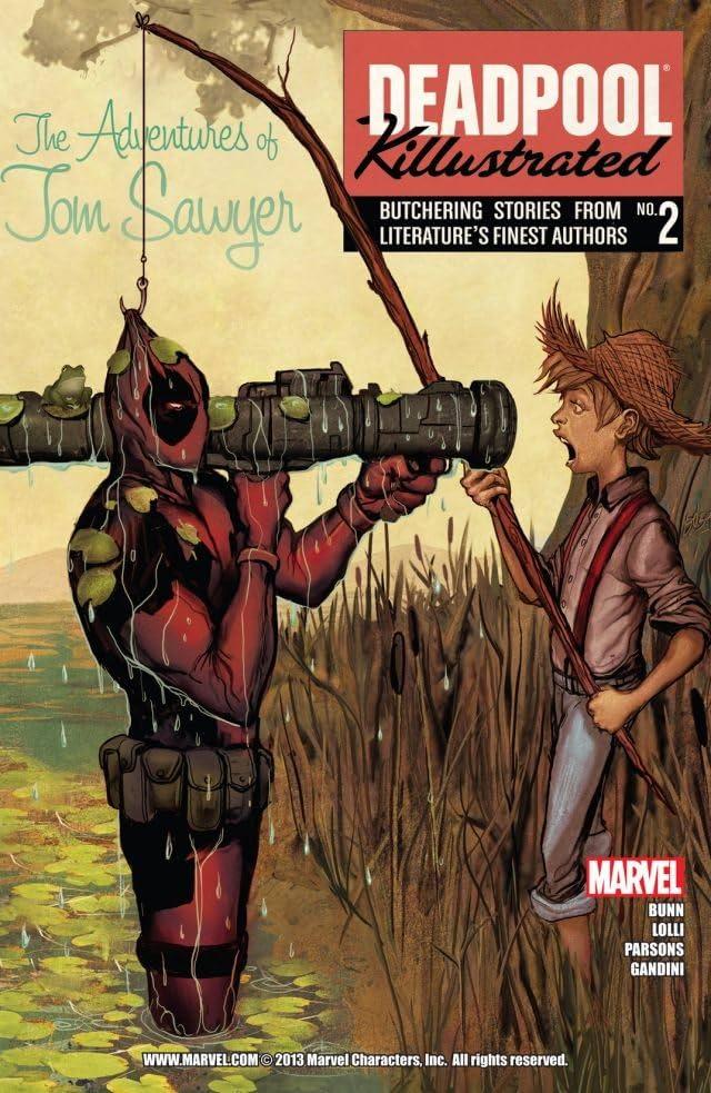 Deadpool Killustrated #2