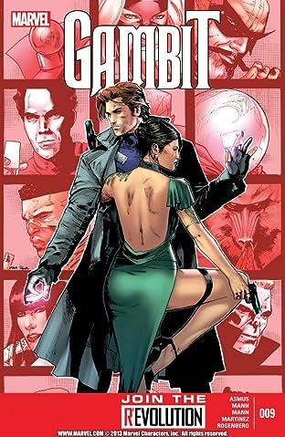 Gambit (2012-2013) No.9