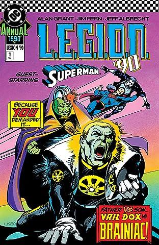 L.E.G.I.O.N. (1989-1994): Annual #1