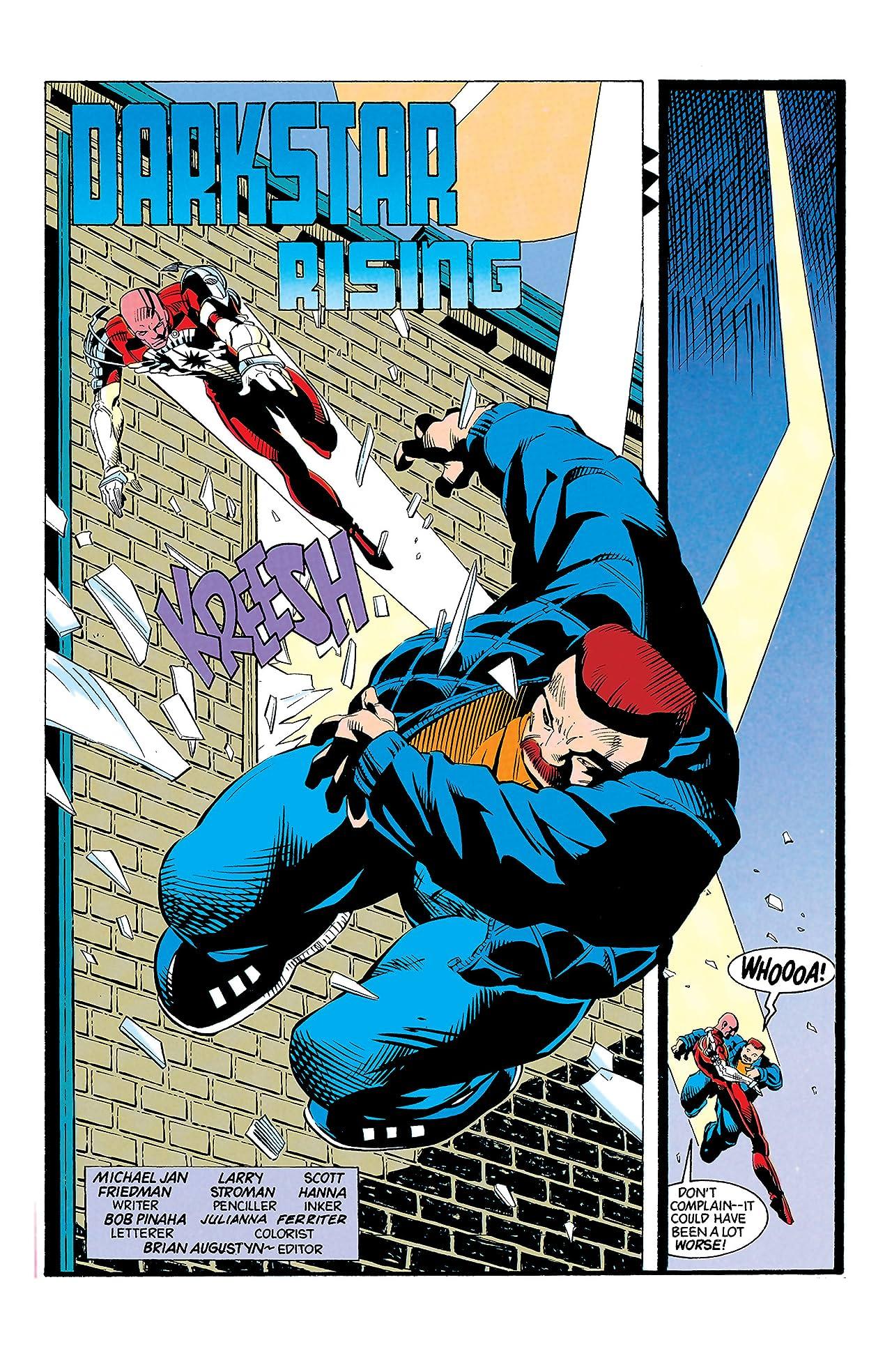 The Darkstars (1992-1996) #2