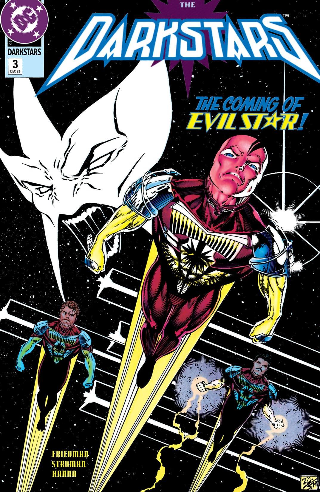 The Darkstars (1992-1996) #3
