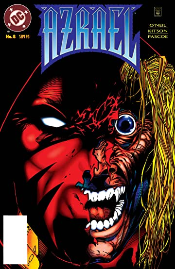 Azrael: Agent of the Bat (1995-2003) #8