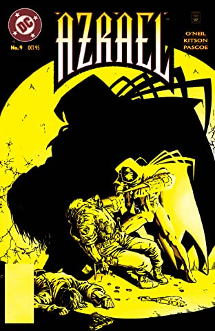 Azrael: Agent of the Bat (1995-2003) #9
