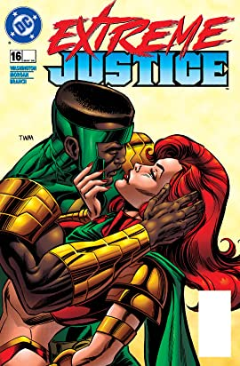Extreme Justice (1995-1996) #16