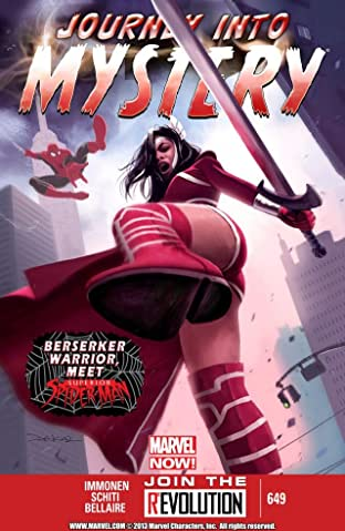 Journey Into Mystery (2011-2013) #649
