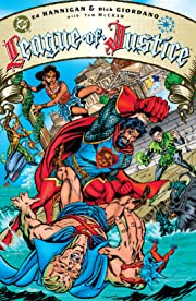 League of Justice (1995-1996) #2