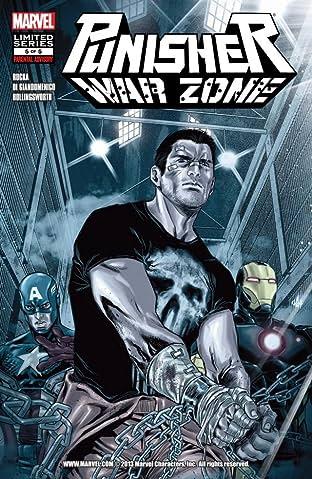 Punisher: War Zone #5 (of 5)