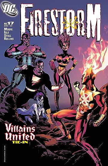 Firestorm (2004-2007) #17