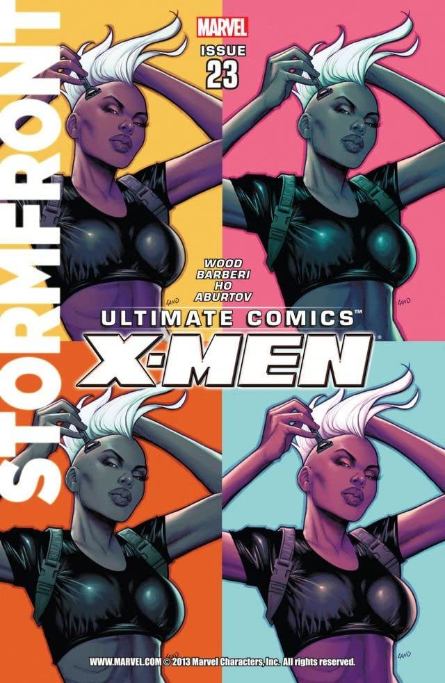 Ultimate Comics X-Men #23