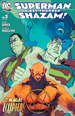 Superman/Shazam!: First Thunder (2005-2006) #3