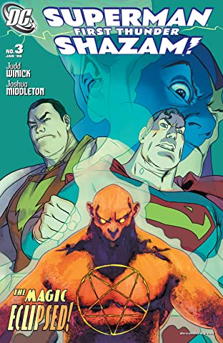 Superman/Shazam!: First Thunder (2005-2006) #3