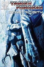 Transformers: Monstrosity #1 (of 12)
