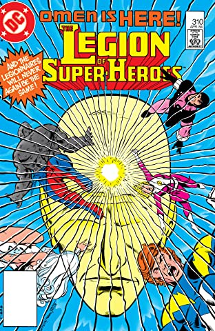 Legion of Super-Heroes (1980-1985) #310
