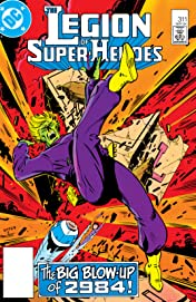Legion of Super-Heroes (1980-1985) #311