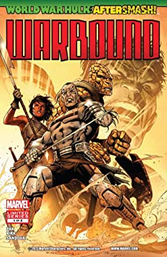World War Hulk Aftersmash: Warbound #1 (of 5)