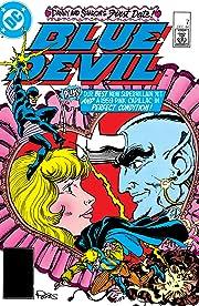 Blue Devil (1984-1986) #7