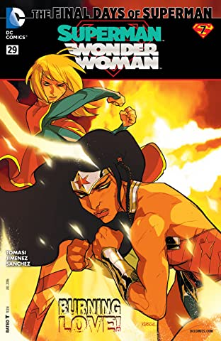 Superman/Wonder Woman (2013-2016) #29