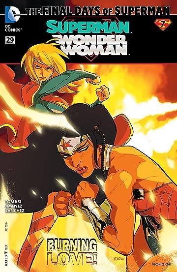Superman/Wonder Woman (2013-2016) #29
