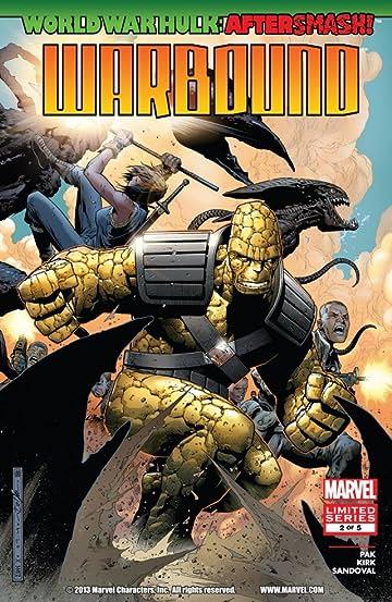 World War Hulk Aftersmash: Warbound #2 (of 5)