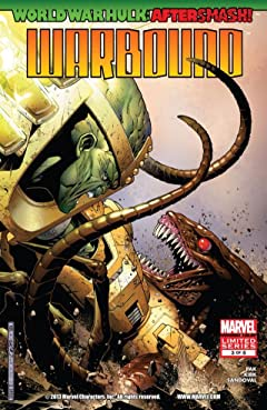 World War Hulk Aftersmash: Warbound #3 (of 5)