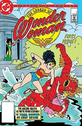 The Legend of Wonder Woman (1986) #1