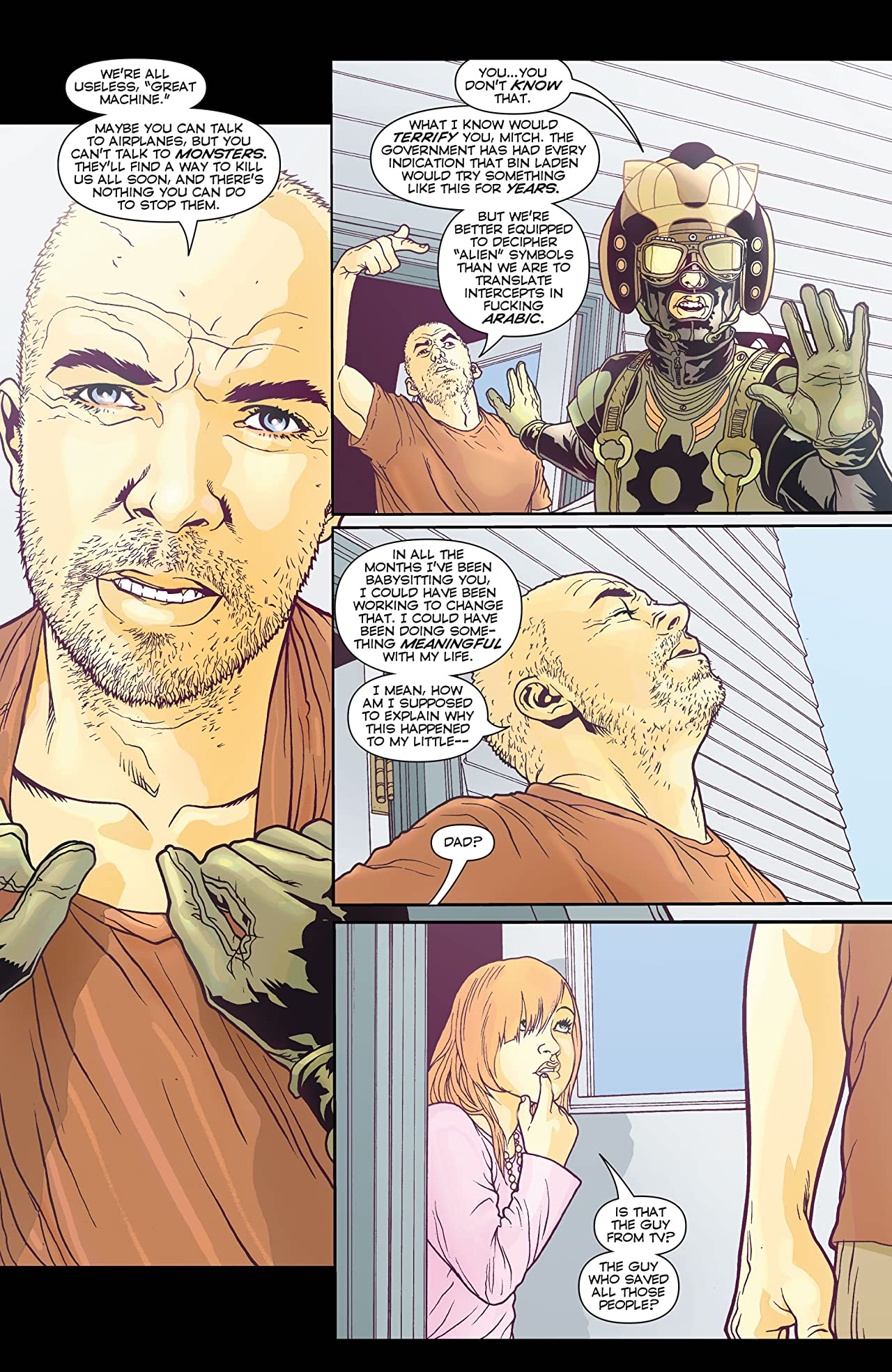 Ex Machina #9