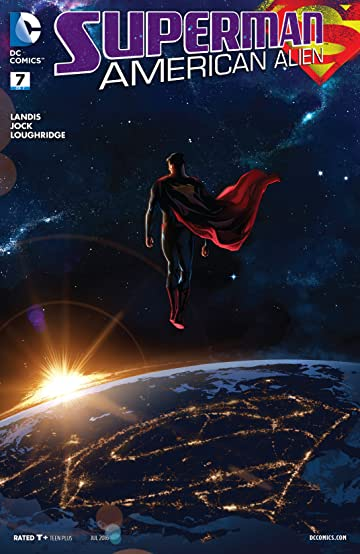 Superman: American Alien (2015-2016) #7