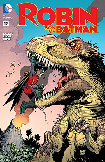 Robin: Son of Batman (2015-2016) #12