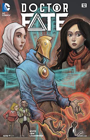 Doctor Fate (2015-2016) #12