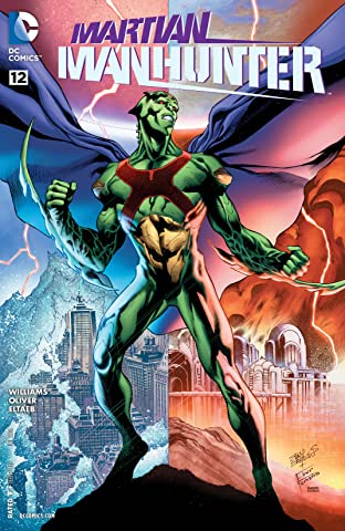 Martian Manhunter (2015-) #12