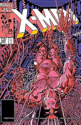 Uncanny X-Men (1963-2011) No.205
