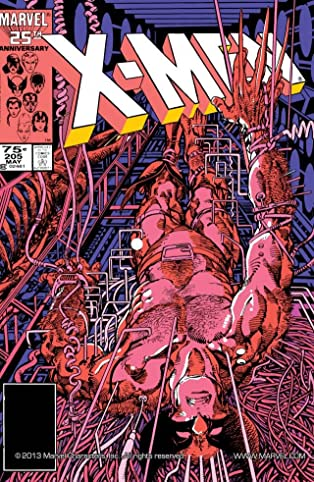 Uncanny X-Men (1963-2011) #205